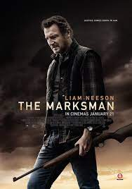 Book Cover: The marksman