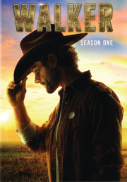 Book Cover: Walker: Season One