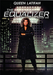 Book Cover: The equalizer. Season one