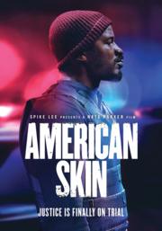 Book Cover: American skin