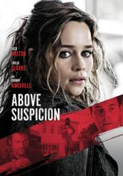 Book Cover: Above Suspicion