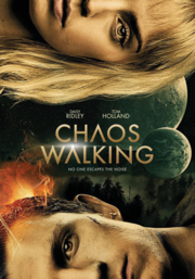Book Cover: Chaos Walking.