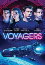 Book Cover: Voyagers
