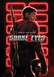 Book Cover: Snake Eyes: G.I. Joe Origins