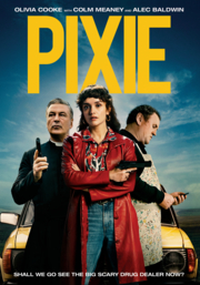Book Cover: Pixie