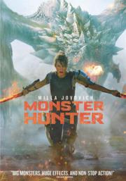 Book Cover: Monster hunter