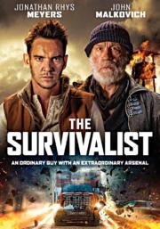Book Cover: The Survivalist