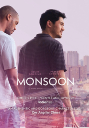 Book Cover: Monsoon