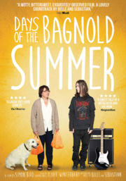 Book Cover: Days of the Bagnold Summer