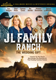 Book Cover: JL family ranch. Wedding gift