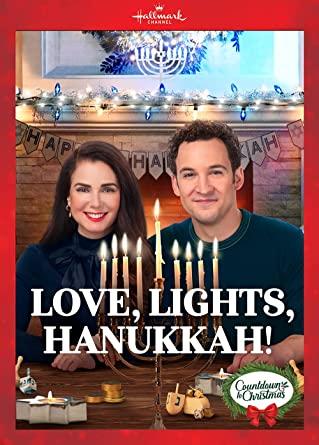 Book Cover: Love, Lights, Hanukkah!