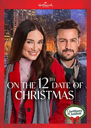 Book Cover: On the 12th date of Christmas