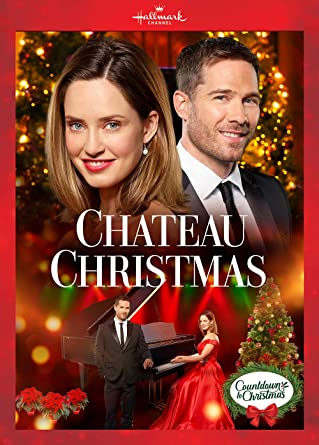 Book Cover: Chateau Christmas