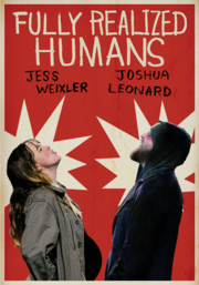 Book Cover: Fully realized humans.