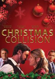 Book Cover: Christmas collison
