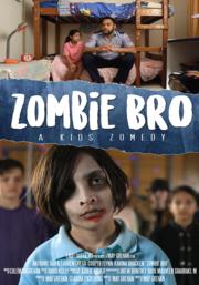 Book Cover: Zombie bro