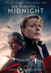 Book Cover: Six minutes to midnight