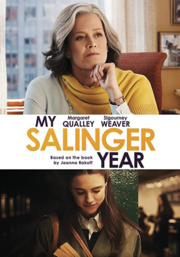 Book Cover: My Salinger year