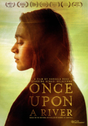 Book Cover: Once upon a river.
