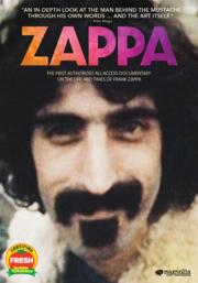 Book Cover: Zappa.
