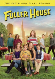 Book Cover: Fuller house. The fifth and final season.
