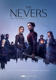 Book Cover: Nevers, The: S1 P1