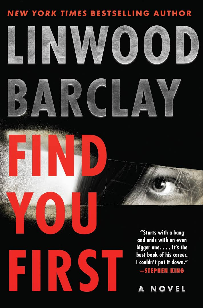 Book Cover: Find You First: A Novel