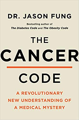 Book Cover: The Cancer Code