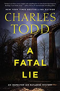 Book Cover: A Fatal Lie: A Novel