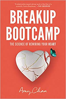 Book Cover: Breakup Bootcamp: The Science of Rewiring Your Heart