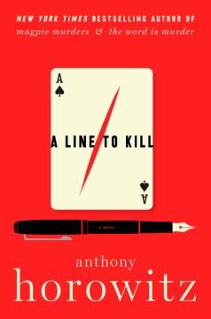 Book Cover: A Line to Kill: A Novel