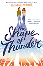 Book Cover: The Shape of Thunder