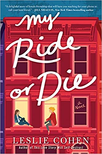 Book Cover: My Ride or Die: A Novel