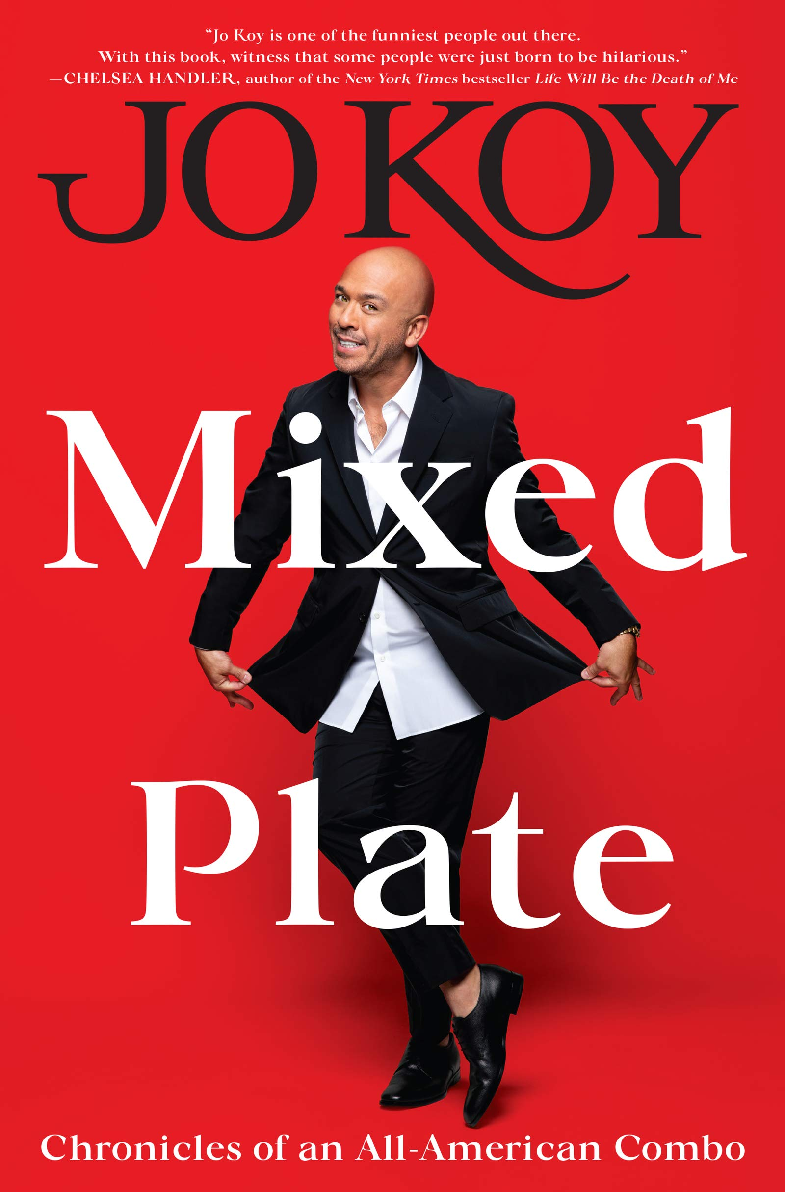 Book Cover: Mixed Plate: Chronicles of an All-American Combo
