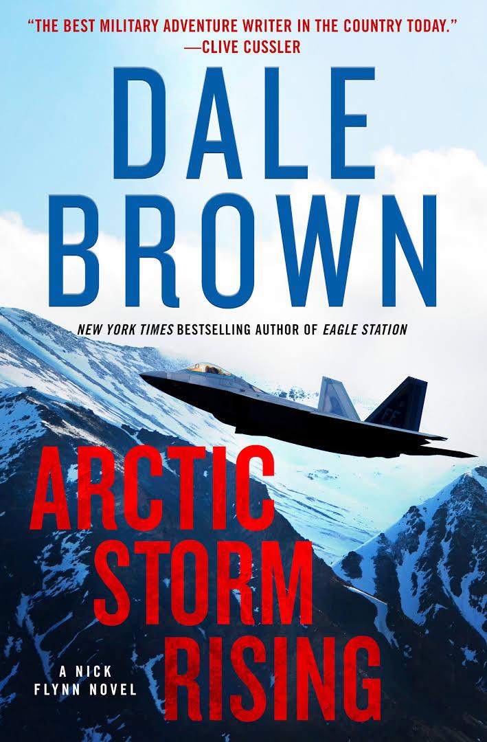 Book Cover: Arctic Storm Rising: A Novel