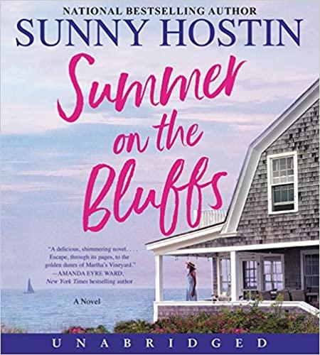Book Cover: Summer on the Bluffs CD: A Novel