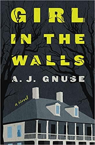 Book Cover: Girl in the Walls: A Novel