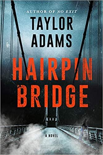 Book Cover: Hairpin Bridge: A Novel