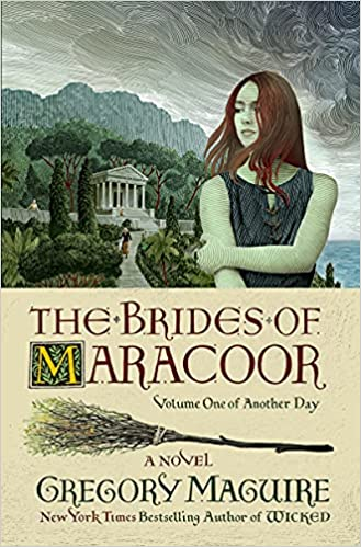 Book Cover: The Brides of Maracoor: A Novel