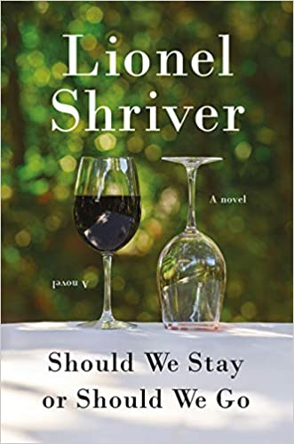 Book Cover: Should We Stay or Should We Go: A Novel