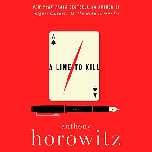 Book Cover: A Line to Kill CD: A Novel