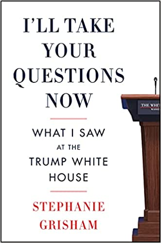 Book Cover: I'll Take Your Questions Now