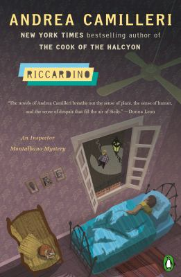 Book Cover: Riccardino