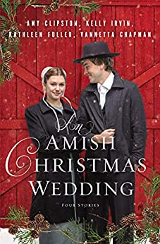 Book Cover: An Amish Christmas Wedding: Four Stories