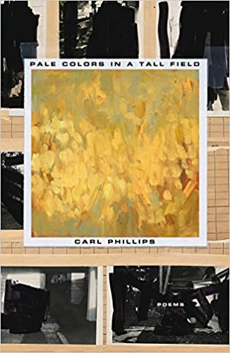Book Cover: Pale Colors in a Tall Field: Poems