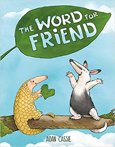 Book Cover: The Word for Friend
