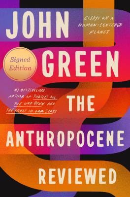 Book Cover: The Anthropocene Reviewed