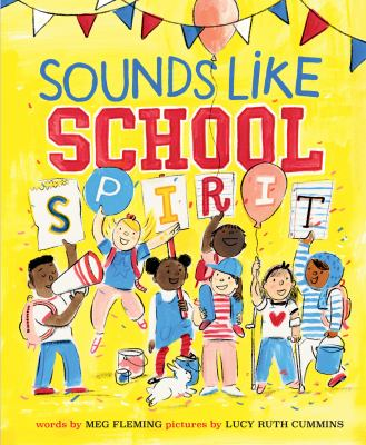 Book Cover: Sounds Like School Spirit