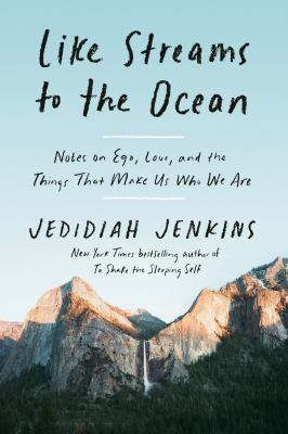 Book Cover: Like Streams to the Ocean: Notes on Ego, Love, and the Things That Make Us Who We Are