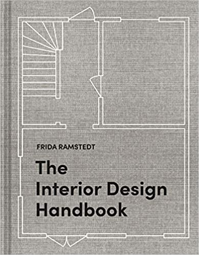 Book Cover: The Interior Design Handbook: Furnish, Decorate, and Style Your Space